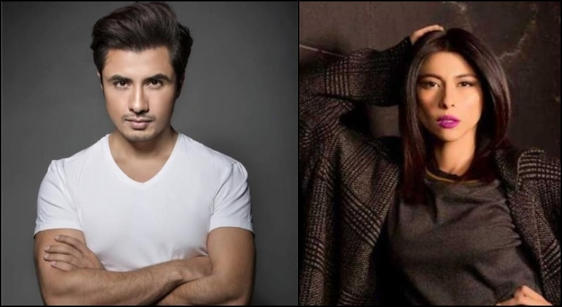 FIA Finds Meesha Shafi Guilty for Running Vilification Drive against Ali Zafar