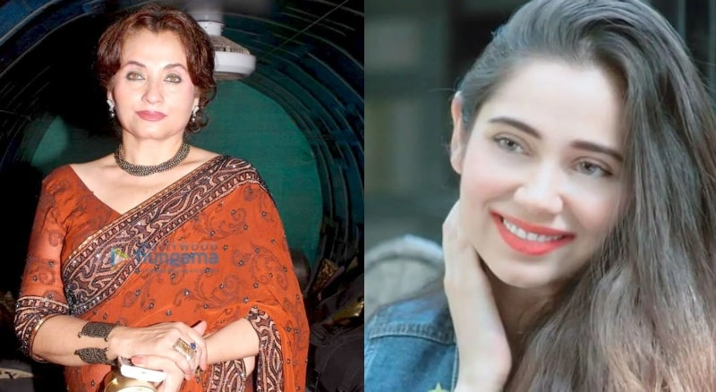 Salma Agha is Horrified for Daughter Zara Khan on receiving 'Rape Threat'