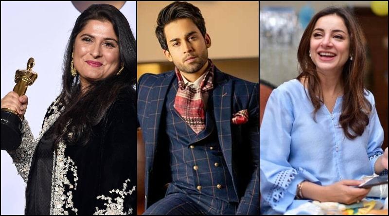 Bilal Abbas Sarwat Gillani & Sharmeen Obaid Chinoy Make into 50 Asian Celebrities of 2020