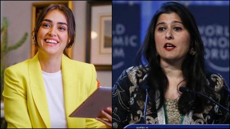 Sharmeen Obaid isn't Happy WIth Peshawar Zalmi Making Esra Bilgiç its Ambassador