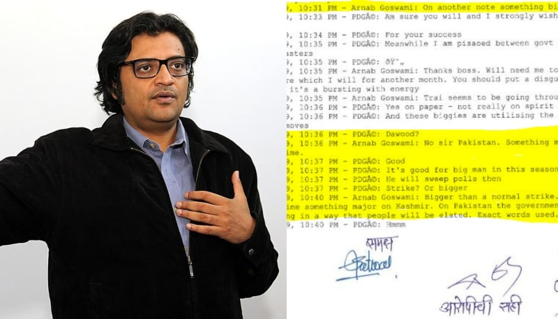 Anti-Pakistan Arnab Goswami Knew about Balakot Episode 3 Days before it Happens