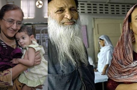 Bilquis Edhi Shortlisted for the 'Person of Decade' Award by Impact Hallmarks