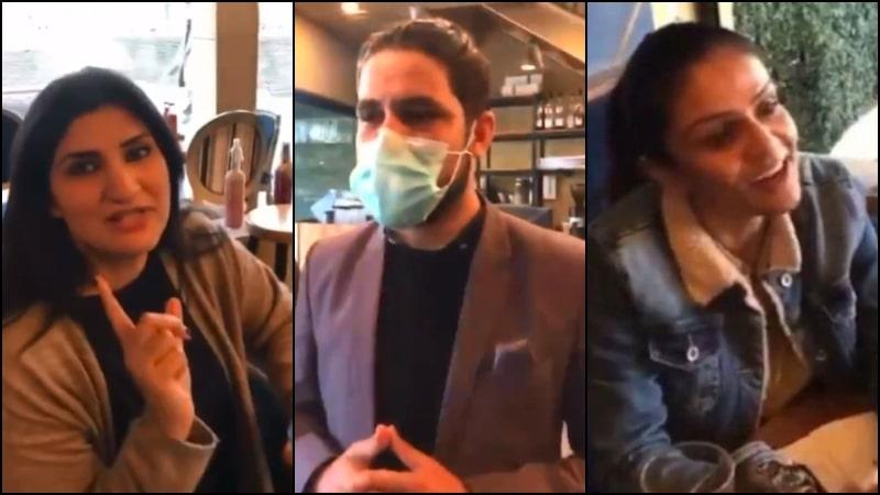 #BoycottCannoli Trends as Islamabad Cafe Owners Mocked Manager's English