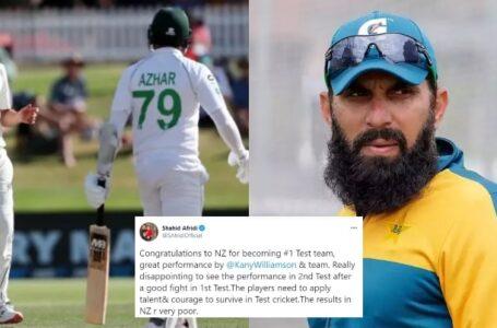 Cricket Gurus & Fans Slam Pakistan Cricket Team after Losing Series against Kiwis