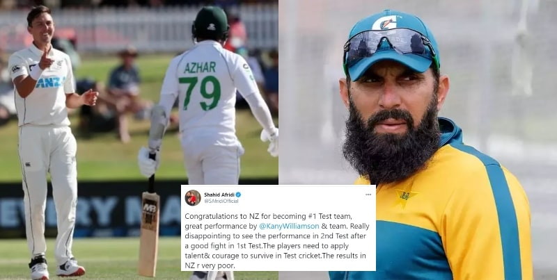 Cricket Gurus & Fans Slam Pakistan Cricket Team after Losing Series against Kiwis