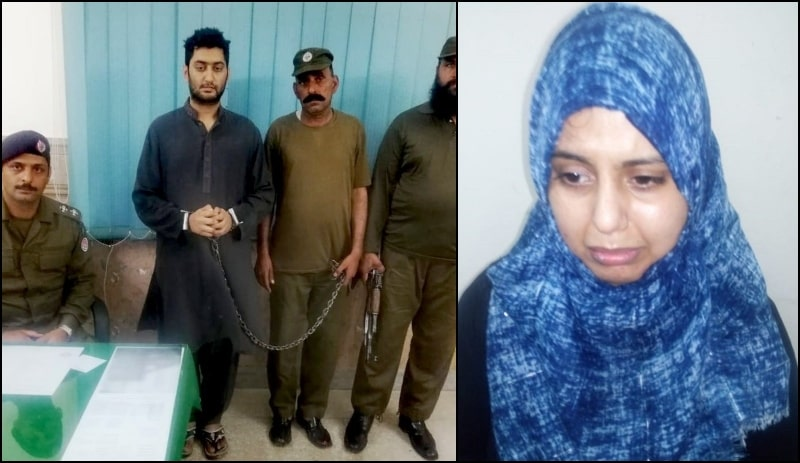 Rawalpindi Couple Found Guilty of Raping & Filming 45 Minor Girls: SICK PEOPLE