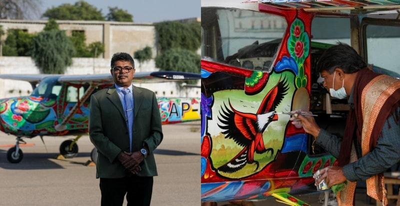 Phenomenal Journey of Pakistan's Truck Art from Roads to Airborne