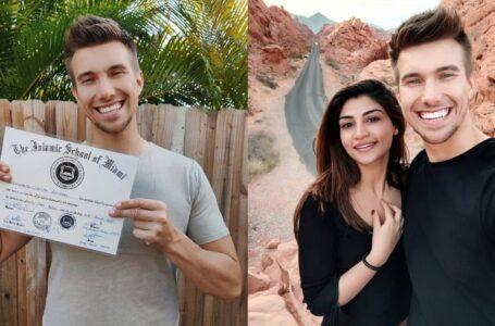 Here is Why Christian Betzmann Breakup with Pakistani Model Zoya Nasir