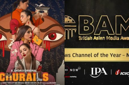 Churails Named OTT Platform Show of the Year at British Asian Media Awards