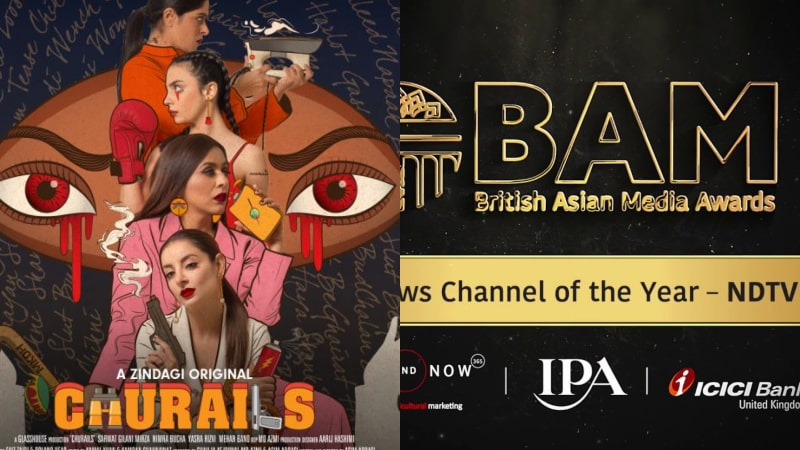 'Churails' Named OTT Show of the Year at British Asian Media Awards