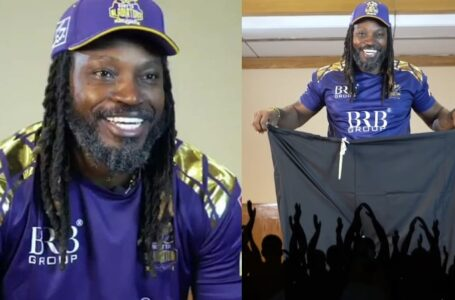 Watch Chris Gayle taking on the Hilarious 'Shalwar Challenge': SUPER EXCITING
