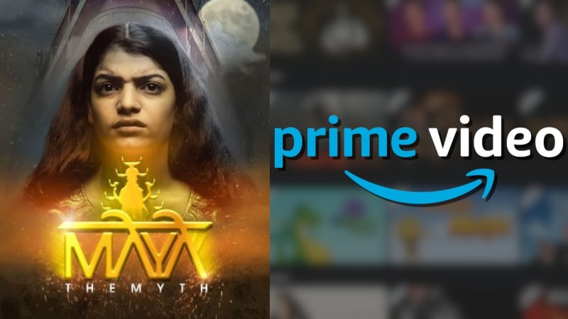 Pakistani Horror Film Maya the Myth Ready to Haunt on Amazon Prime