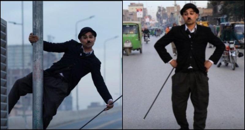 Meet 'Pakistani Charlie Chaplin' from Peshawar: Usman Khan