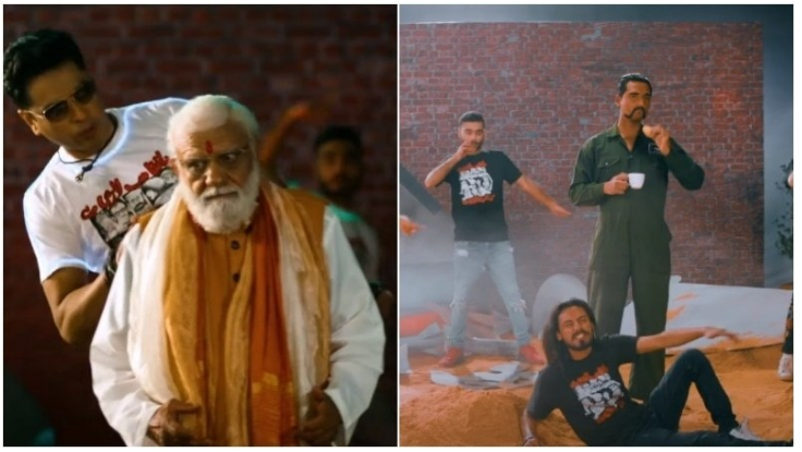 What Modi & Abhinandan are Doing in Shehzad Roy's New Song: MUST READ