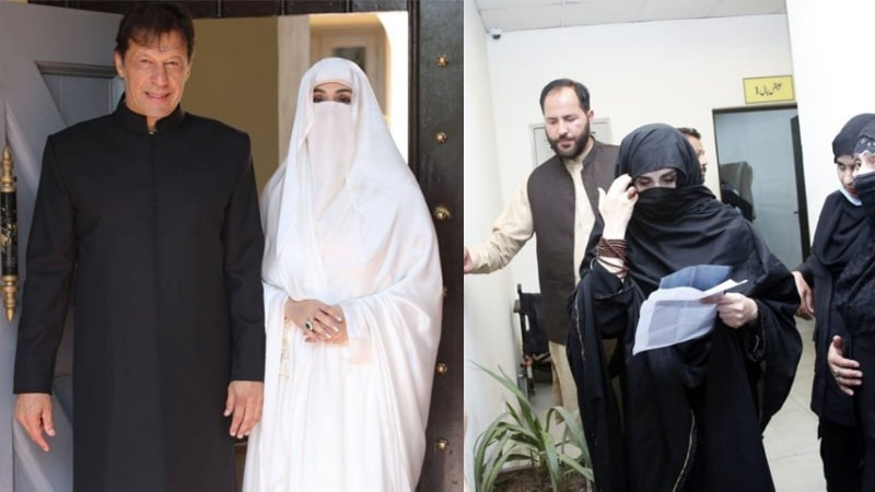 Behind Every Successful Man is his Wife: Says First Lady Bushra Bibi