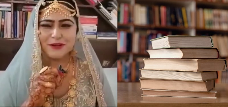 Booklover of Mardan Demands Books Worth 1 Lakh in 'Haq Mehr'