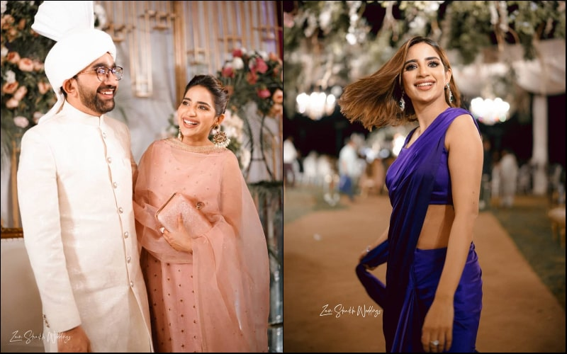 The Stupefying Overacting of Saboor Aly in Umair Qazi's Wedding Ceremony