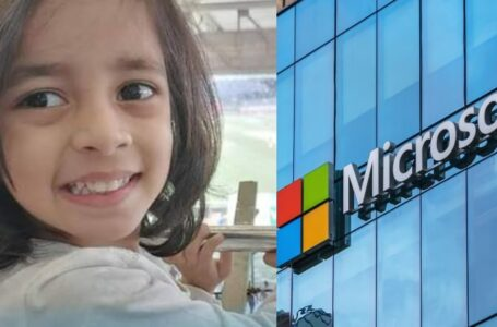 4 Years Old Pakistani Girl Areesh Becomes Microsoft Certified Professional