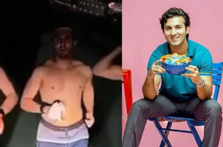 Why Shahroz Sabzwari is Jogging Topless in Streets of Karachi: People are Shocked