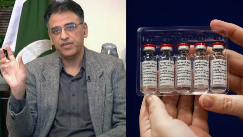 Govt to Open Covid Vaccine Registration for all Citizens Post-Eid: Asad Umar