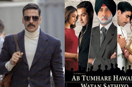 Akshay Kumar Refused to Defame Pakistan and Threatened to Leave the Film