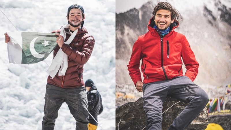 Shehroze Kashif Becomes Youngest Pakistani to Summit Mount Everest