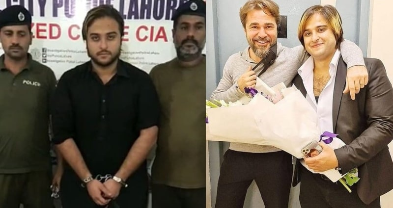 Finally: The TikToker Kashif Zameer Ended in Handcuffs for Cheating 'Ertugrul'