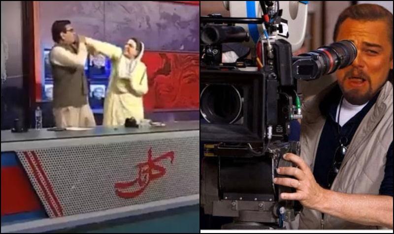 Twitter Makes Firdous Ashiq Awan WWE Champion after She Slaps MNA on TV