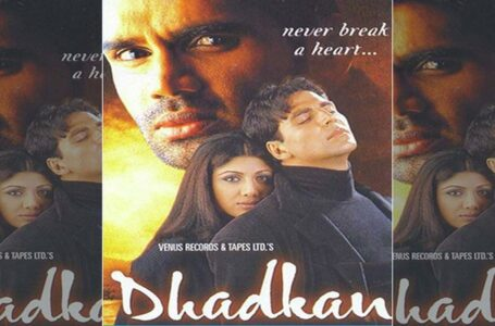 English-Dubbed 'Dhadkan' Song has Taken Twitter by Storm