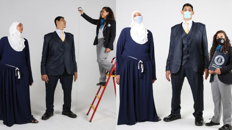 Meet Huda & Mohamed: Siblings Who Bagged 5 World Records & Everyone's Shocked
