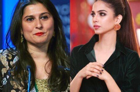 Sharmeen Obaid Chinoy Knocked Down Sonya Hussyn