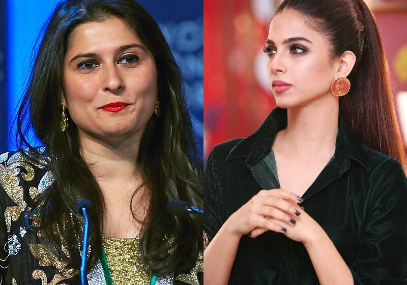 Sharmeen Obaid Chinoy Knocked Down Sonya Hussyn for Comments about Mahira Khan